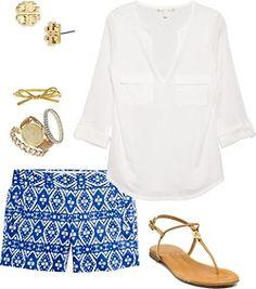 Summer or resort wear
