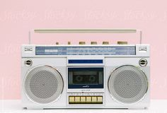 Retro ghetto blaster tape deck over pastel pink background by kkgas for Stocksy United Because I Love You, Always Love You, Celine Dion, How Do I Live, Deck Over, One Sweet Day, Mtv Unplugged, Talk About Love, Best For Last