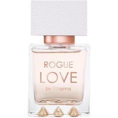 Rihanna Rogue Love 75Ml ($40) ❤ liked on Polyvore featuring beauty products, fragrance, fruity perfume and perfume fragrance