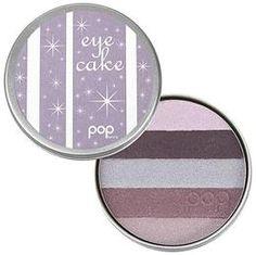 POP BEAUTY Eye Shadow Cake ~ BROWN EYES $10