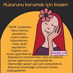 Huzurunu korumak için bazen: #mistikyol #kişiselgelişim Picture Composition, Learn Turkish, Cute Baby Videos, Chakra Meditation, Positive Life, Inner Peace, Save Energy, Affirmations, Psychology