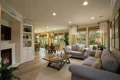 Check out the beautiful new home I covet in Las Ventanas at Portola Springs Irvine.
