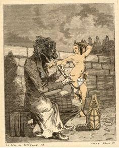 Max Ernst – Une semaine de bonté   La Petite Mélancolie