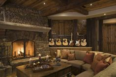 Rustic interiors: bring the atmosphere of the village to your house