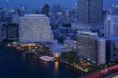 Enjoy stay at the Shangri-La Bangkok