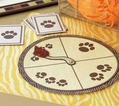 Spin the Lion Tail Game. This baby shower game comes with a twist. Guests test their knowledge about the parents-to-be answering questions prompted by fun Lion King facts.