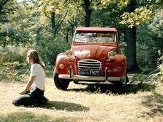 1966 Citroen 2CV