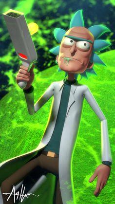 The Rickiest Rick by FloozyWhoozy