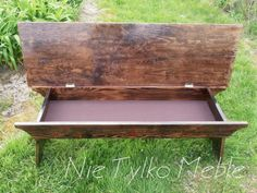a small bench