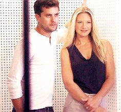 Anna Torv and Joshua Jackson Images | Icons, Wallpapers and Photos on Fanpop