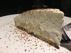 Banana cream pie from Paul Martins.