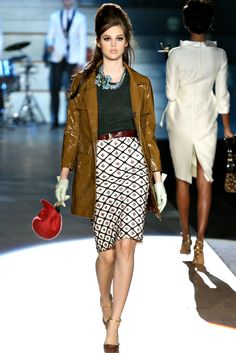 Dsquared2 Fall 2012 Ready-to-Wear Collection Photos - Vogue