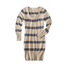 Check out the other cute colours this Sweater dress comes its at Target!
