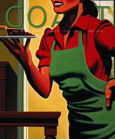 July 2009 cover by R. Kenton Nelson