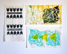 print your own fabric from poppytalk