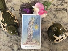 Tarot question..What's trying to come forth in my life? Answer.. If you find you've been feeling out of sorts of late it's because you're ignoring your inner guidance.When you ignore or don't follow it, it brings about a loss of energy and loss of power.Honor your feelings. #LadyOfTheMoonTarot