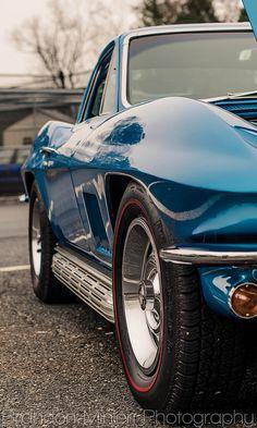 C-2 Chevy Corvette - photo by Brandon Minieri Photography