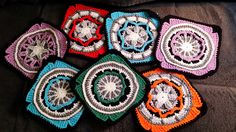 Ravelry: Project Gallery for Circles of the Sun - Mystery CAL 2015 pattern by Tatsiana Kupryianchyk