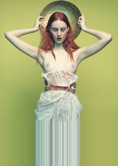 Codie Young by Nicolas Valois for The Wild Spring 2014 5