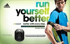 What's your favorite running app. We're using the @adidas miCoach. What's yours?