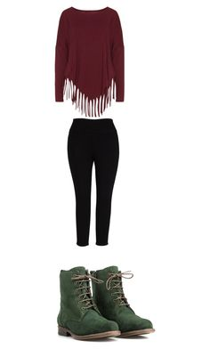 """High school students"" by dressed-to-the-9s on Polyvore featuring Boris, JJ Footwear, Melissa McCarthy Seven7 and plus size clothing"