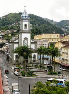 Igreja Nossa Senhora do Rosário, Petrópolis, RJ.