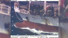 El barco hundido estaba practicando pesca ilegal en la Zona Económica Exclusiva Argentina de la costa de Chubut.