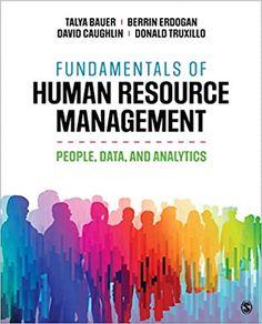 Amazon ❤  Fundamentals of Human Resource Management: People, Data, and Analytics