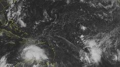 Hurricane Matthew grew into a powerful Category 5 storm late Friday as it crossed the Caribbean Sea on a course that could have it pounding Jamaica within