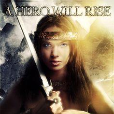 A Hero Will Rise – Album cover design for Future World Music