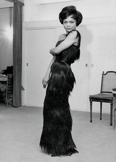 My Little Vintage World Vintage Black Glamour, Vintage Beauty, Vintage Fashion, Vintage Couture, Old Hollywood Glam, Classic Hollywood, Eartha Kitt, Provocateur, My Black Is Beautiful