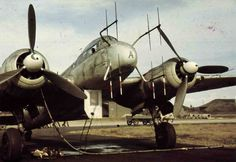 Ju 88 G-1 Nightfighter with BMW 801