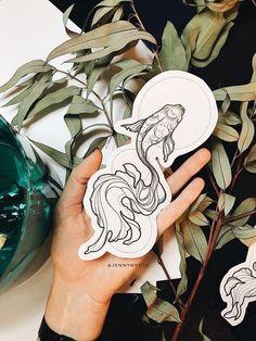 Ideas for tattoo designs sketches fashion illustrations Et Tattoo, Piercing Tattoo, Tattoo Drawings, Art Drawings, Tattoo Sketches, Tattoo Linework, Rook Piercing, Piercing Ideas, Kunst Tattoos