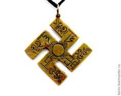 Slavic~Aryan amulet (Ingliya)