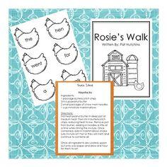 rosie's walk printables