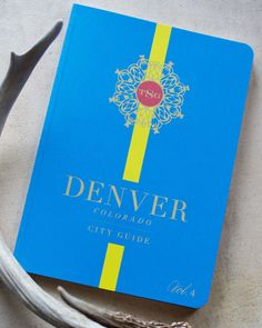 The Scout Guide Denver is a city guide that highlights the premier independent businesses in Denver, CO, and its surrounding areas. Print guides are complimentary at all participating businesses. Colorado City, Denver Colorado, The Scout Guide, City Pages, Cities, Highlights, Books, Libros, Book