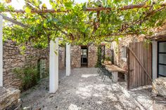GARDEN INSPIRATION | @vtwonen | Tuin in Ibiza