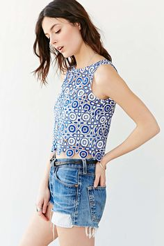 BB Dakota Lilly Top - Urban Outfitters