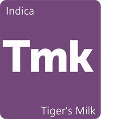 Tiger's Milk Strain Information