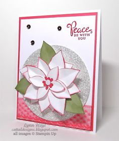 Cattail Designs: Stampin Up, The Paper Players #260