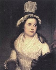 1792 Attributed to Jame Earl (1761-1796). Portrait of Frances Horton. Reportedly painted in England.