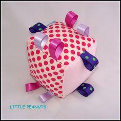 Texture Cube - Pink Pop