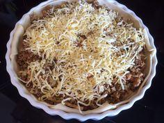 Lekker eten met Marlon: Hartige taart - quiche - met gehakt, ui, spekjes en meer