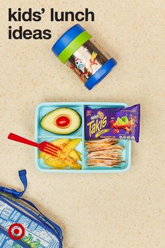The best kids' school lunch ideas are easy to prep and tasty to eat. Shop your entire back to school grocery list at Target. The best kids' school lunch ideas are easy to prep and tasty to eat. Shop your entire back to school grocery list at Target. Kids Lunch For School, Healthy School Lunches, Prep School, Bento Box Lunch, Lunch Snacks, Lunch Boxes, Toddler Lunches, Toddler Food, Kid Friendly Meals