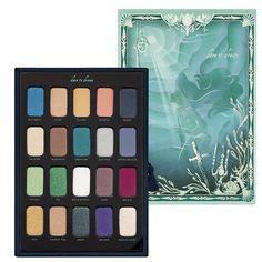 Disney Ariel Collection by Sephora Storylook Eyeshadow Palette Volume 3 Ariel Edition