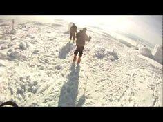 Szensan. BABIA Góra 2012. Zjazd - YouTube