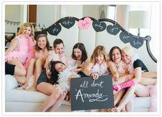 cutest bachelorette party picture/idea!!