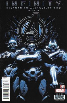 The Avengers # 18 Marvel Now! Vol 5