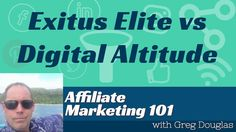 Digital Altitude vs Exitus Elite Review and Comparison - Which is better?