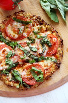 Our Best Bites Cauliflower Pizza Crust